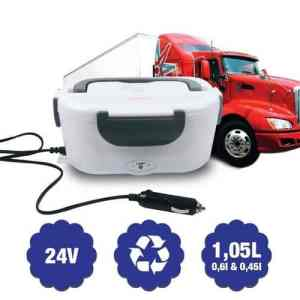 fiambrera eléctrica camión 24v