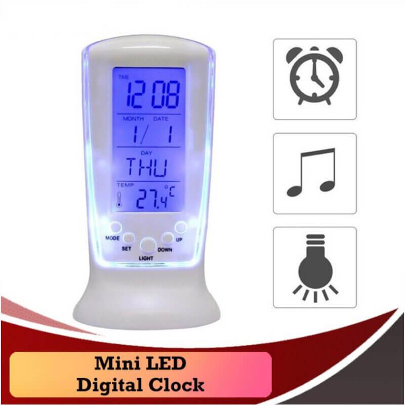 Reloj despertador led Square Clock 510