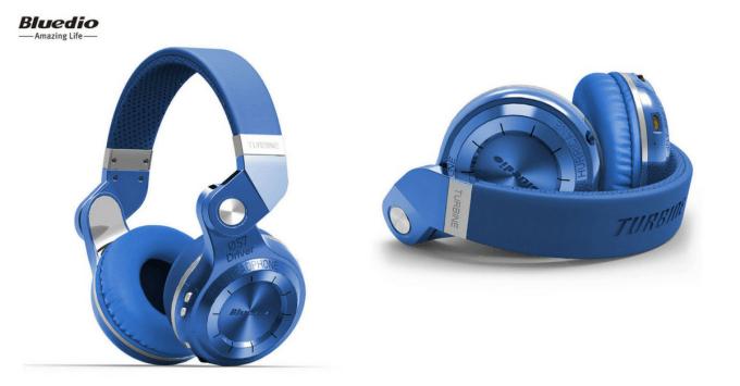 Auriculares-Bluedio-T2S