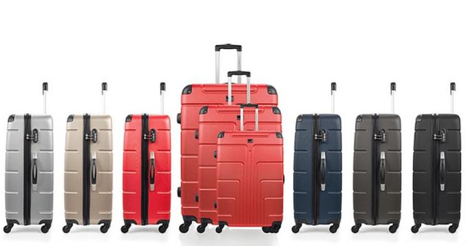 Set de 3 maletas modelo Ottawa
