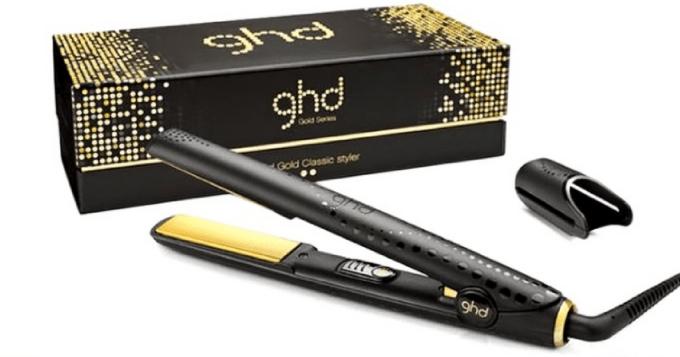 Plancha ghd V Gold Classic Styler para cabello