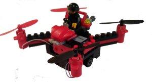 Lego Drone Con Cámara Que Vuela