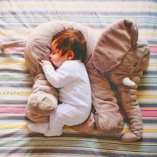 almohada elefante para bebé regalos para bebes