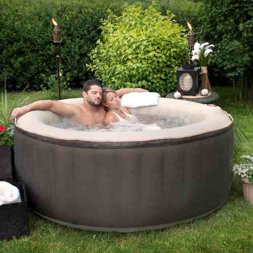 Jacuzzi Spa Inflable Intex
