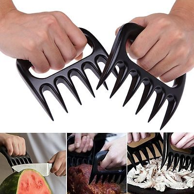Bearn Paws garras de oso para cortar comida