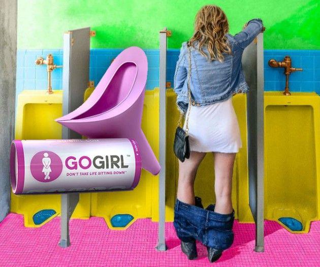 Go Girl Mujeres orina Dispositivo