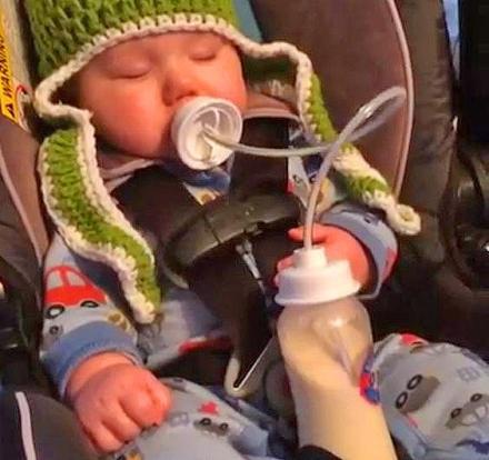 manos libres para bebe podee