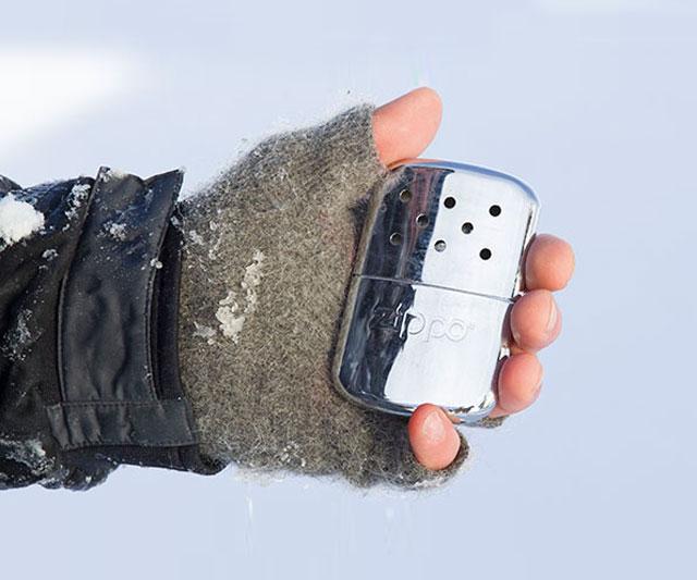 Zippo hand warmer, calientamanos