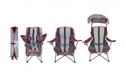 Canopy law chair silla