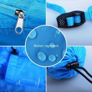 mochila plegable resistente al agua