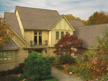 GAF's Timberline American Harvest Golden Harvest shingles