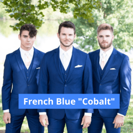 "French Blue ""Cobalt"""