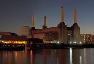 Battersea Power Station, Nine Elms, London by David Samuel
