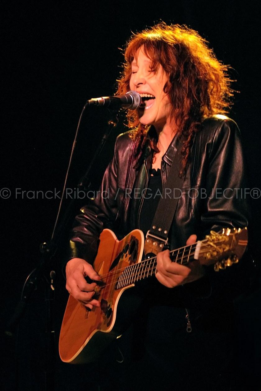 photographie de Franck Ribard - regard objectif - photographe événementiel Lyon - Concert Gillie Mc Pherson