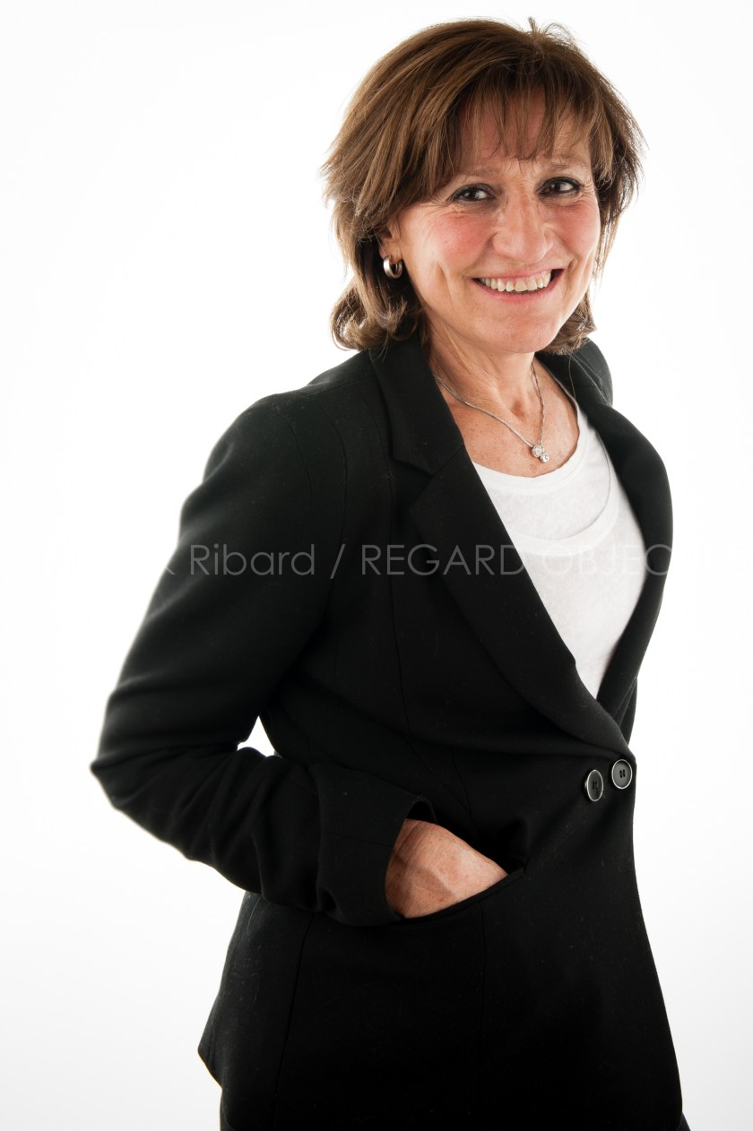 photographie de Franck Ribard - regard objectif - portrait corporate Lyon