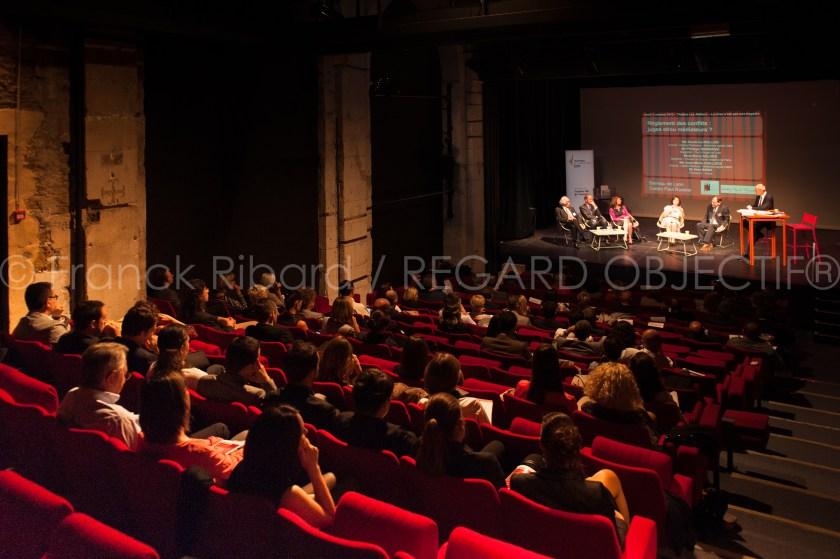 photographie de Franck Ribard - regard objectif - photographe événementiel Lyon - Event propriété industrielle INPI