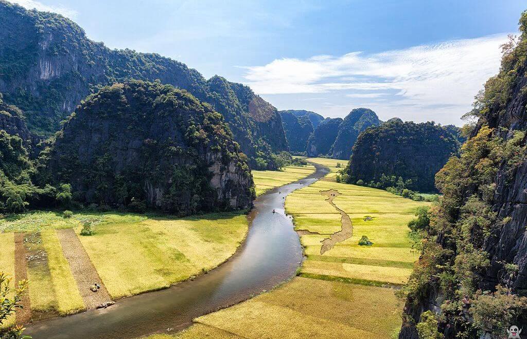 Nihn-Bihn au Viêtnam