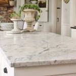Marble Kitchen Countertops Trends To Follow In 2020