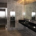Granite Tiles For Bathroom Floor To Make Bathing Space Look Stylish