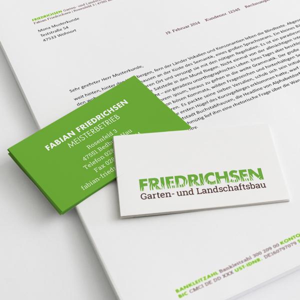Friedrichsen-Corporate-Identity