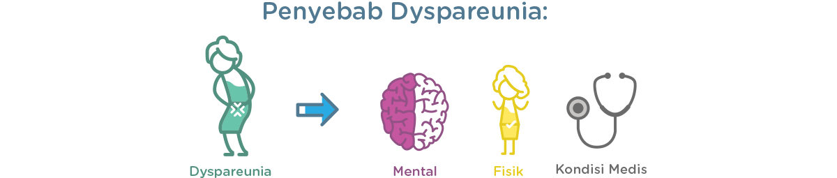penyebab dyspareunia