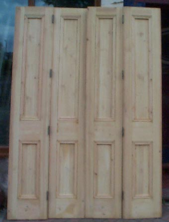 Traditional Hand Made Doors Currently Available In The