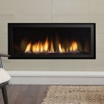 Hz40e Contemporary Gas Fireplace Regency