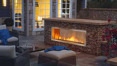 Outdoor Gas Fireplaces, Firepits & Firetables   Regency ... on Outdoor Gas Fireplace For Deck id=37560