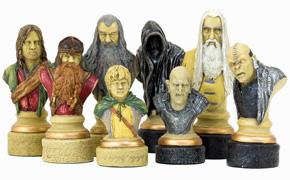 The Regency Chess Company Themed Chess Sets