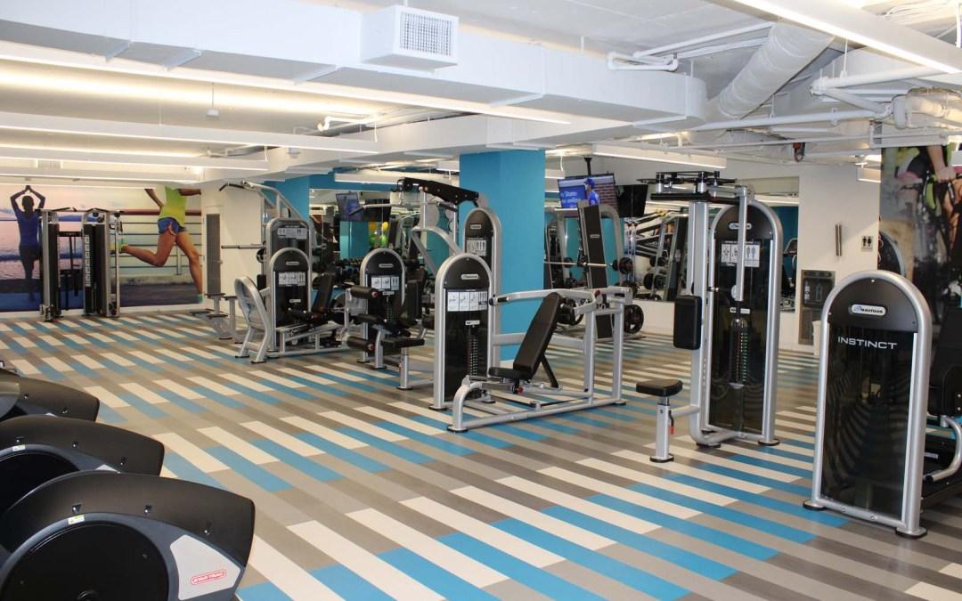 1001 G Fitness Center