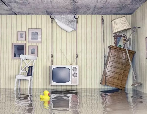 water damage cleanup port st lucie, water damage port st lucie