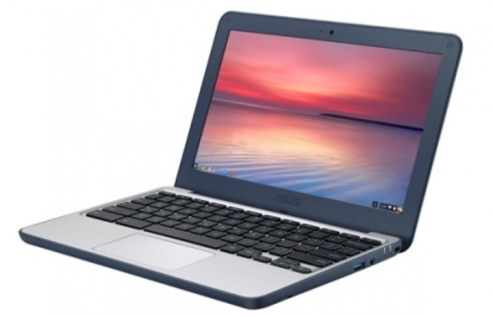 Best Rugged Laptops: ASUS Chromebook C202SA