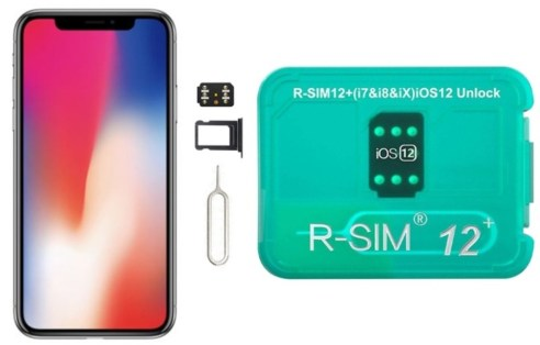 Activate iPhone using R-SIM / X-SIM