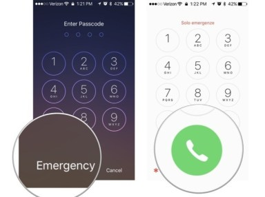 Activate iPhone using The Emergency Call Only
