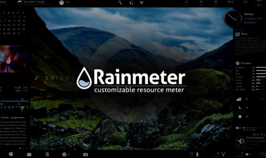 Is Rainmeter Safe To Use? Find The Answer Here!