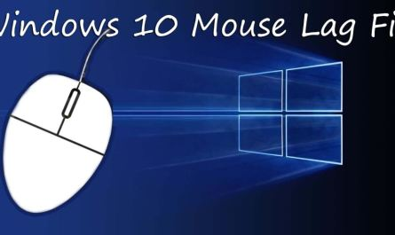 How to Fix Mouse Lag in Windows 10