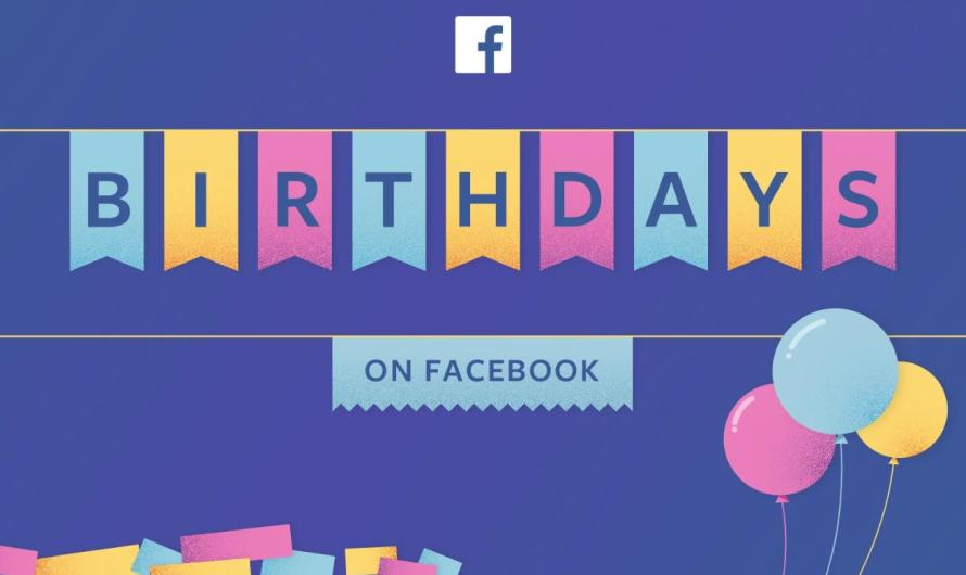 How to Hide Birthday on Facebook Easily