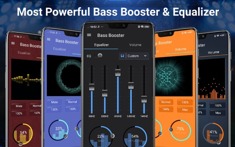 Best Volume Booster Apps for Android: Equalizer Pro