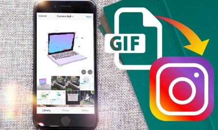 How to Post a GIF on Instagram