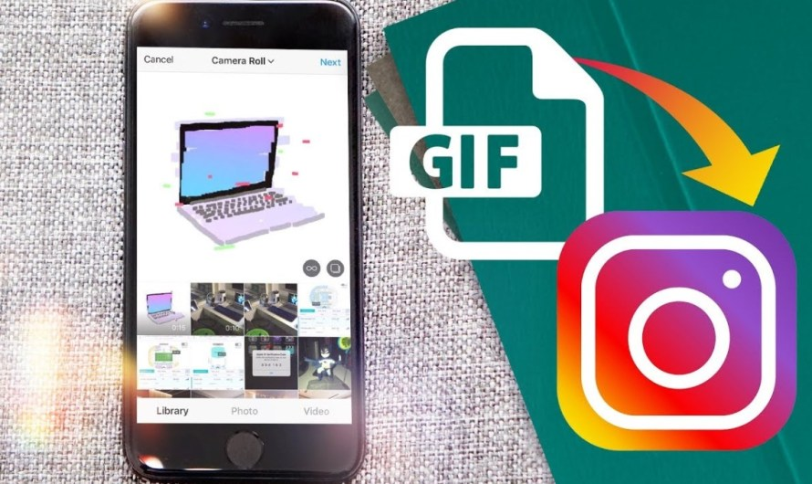 How to Post a GIF on Instagram Easily