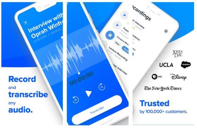 Best Voice Recorder Apps: Rev Audio & Voice Recorder