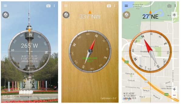 Best Compass Apps for Android: Smart Compass
