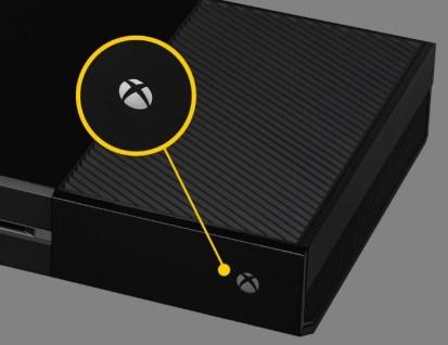 Check the Xbox power button