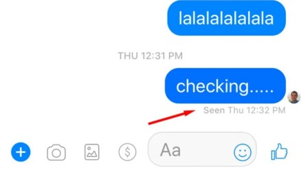 How to Tell If Someone Read Your Text on Android on Facebook Messenger