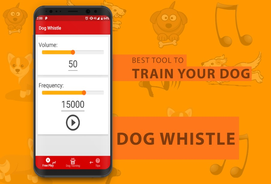 Dog Whistle – Frequency Generator