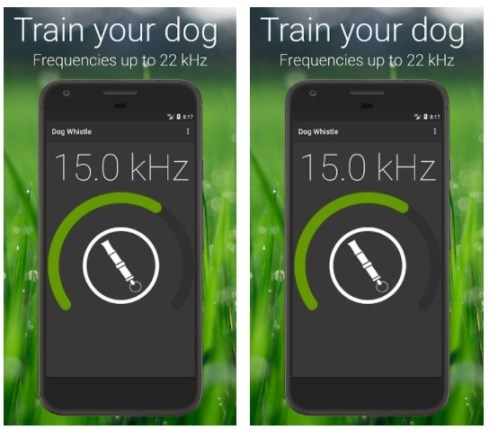 Dog Whistle – High Frequency Tone Dog Trainer