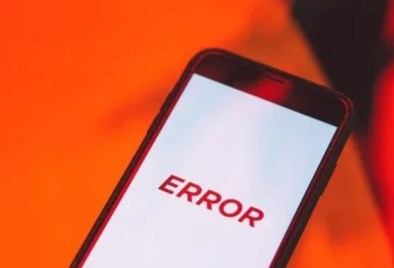 Phone Error