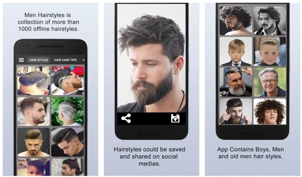 Boys Men Hairstyles