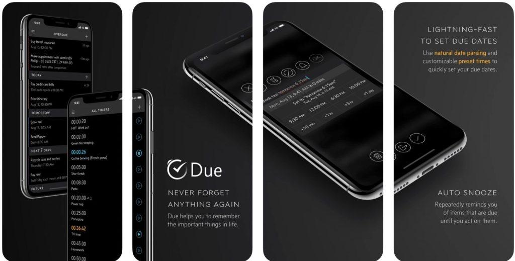 Best Bill Reminder Apps: Due
