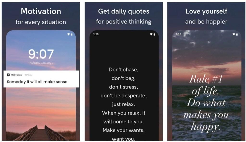 Best Quote Apps: Motivation
